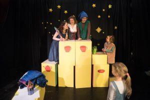 Svajutė ir Girutis @ Marijampolės dramos teatras